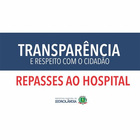 Left or right transparencia hospital materia