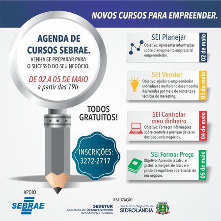 Left or right cursos elaine sebrae