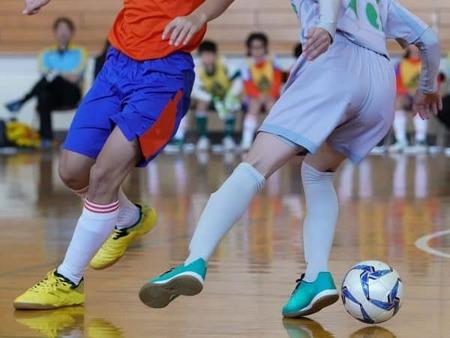 Left or right futsal ilustrativa