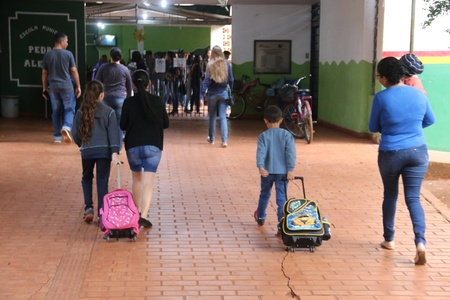 Left or right matr culas rede municipal