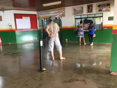 Left or right matr cula escola municipal